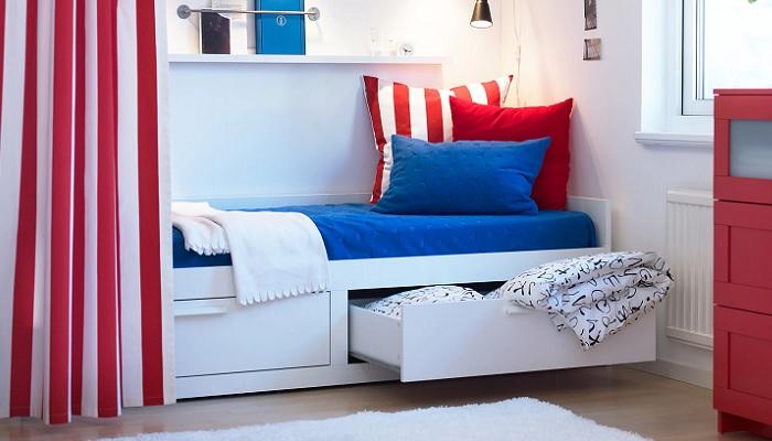 cama divan ikea brimnes