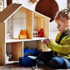 casa de muñecas ikea