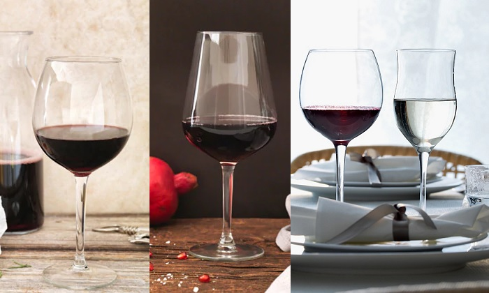 copas de vino ikea blanco tinto HEDERLIG