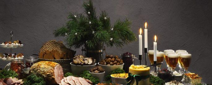decorar tu mesa de navidad con ikea
