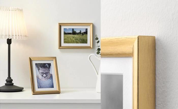 marcos para fotos ikea SILVERHÖJDEN