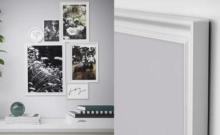 marcos para fotos ikea VITABY
