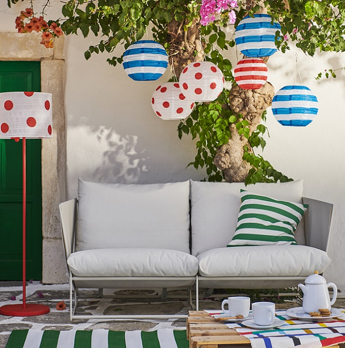 sofa terraza ikea jardin 2019