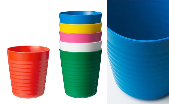 KALAS vajilla infantil Ikea vasos