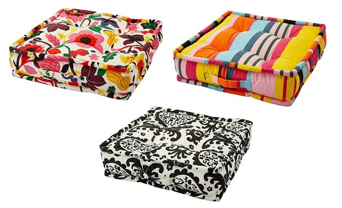 ursprunglig nuevos textiles ikea india cojines para el suelo