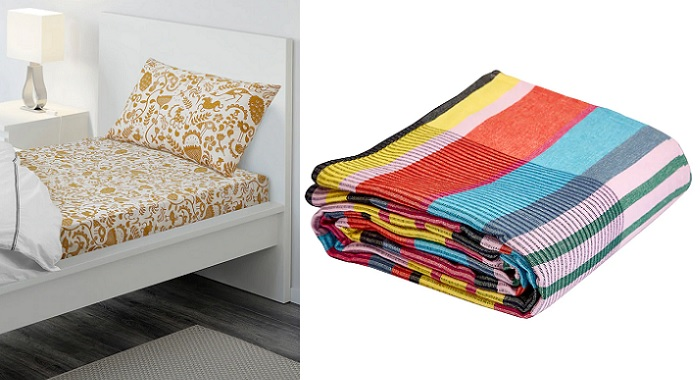 ursprunglig nuevos textiles ikea india ropa cama