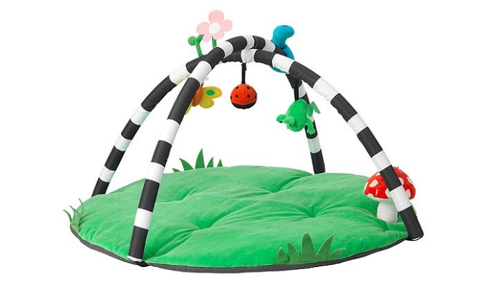 juguetes para bebes ikea gimnasio